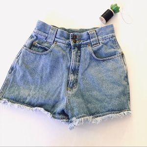 Vintage CMG Betty Boop Mom Shorts with Fringe Sz 9
